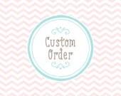 Reserved - Custom Listing - Asher