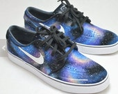 US Men's size 8 Nike SB Stefan Janoski - Galaxy Harry Potter Theme