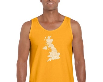 Men's Tank Top - God Save The Queen