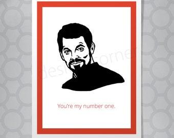Star Trek Valentine | Etsy