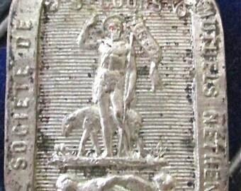 Antique Geuzen Medal signed Fisch