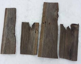 Reclaimed Barnwood 2SF Pack Repurposed Barn Wood