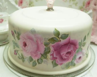 Rose Cake Cover