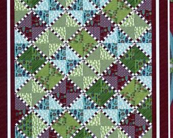 Candy Stripes Pattern #CHD 1226