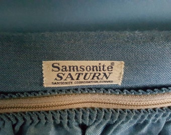 Samsonite  Saturn train case with tray