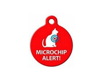 Microchip Cat- Pet ID Tag