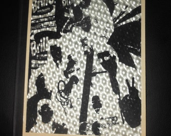 first edition Andy Warhol index book 1967 with popups - pop art - velvet underground lou reed Childrens book for hipsters indie WITH STAMPS