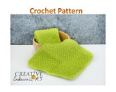 Tunisian Crochet Pattern, Spa Cloth Tutorial, Honeycomb Pattern, Wash Cloth Tutorial, Tunisian Pattern, Instant Download, Wash Cloth Pattern