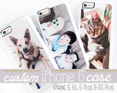 Custom iPhone 6S Case / Custom iPhone 6 Case / Custom iPhone 6 Plus Case /  Make Your Own Personalized iPhone 6 Case iPhone 6S Plus Case