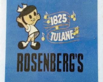 Rosenberg's Furniture Coaster New Orleans