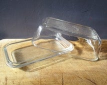 popular items for french butter dish on etsy. Black Bedroom Furniture Sets. Home Design Ideas