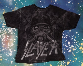 SLAYER Thrash Metal  Shirt Size  L