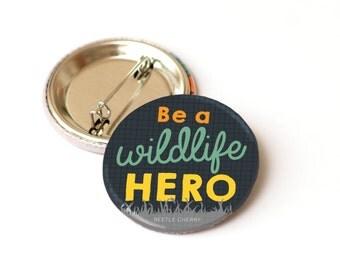 Badge: Be a Wildlife Hero