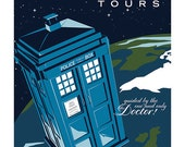 Traveling Tardis Tours