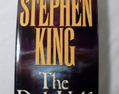 Vintage Stephen King The Dark Half first edition first print book HCDJ 1989 viking Penguin Horror