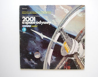 2001 A Space Odyssey - Original Soundtrack