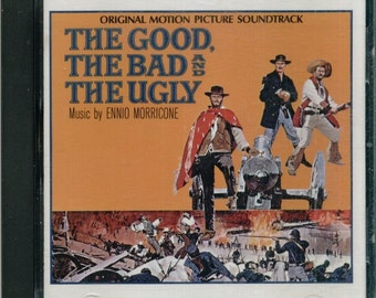 The Good, The Bad and The Ugly--Original Soundtrack CD