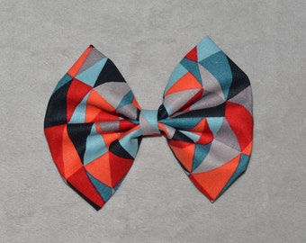Triangle Pattern Bow.