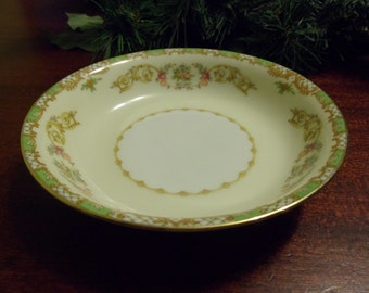Noritake Pattern #N356 Berry Bowl  (T)