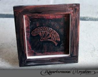 Alien XenoMorph, ORIGINAL ARTWORK, Fan Art, Acrylic Painting, Sci Fi Fan, Sci Fi Movie,