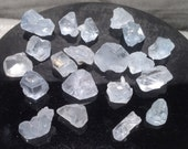 Celestite - Angelic dream stone aids in mental clarity, combatting fatigue, emotional balance.