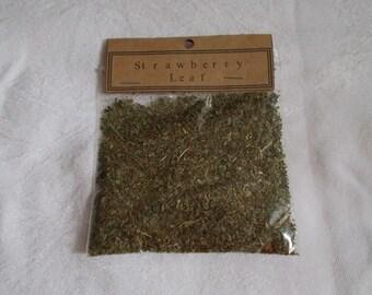 ORGANIC Herbs-Strawberry Leaf