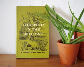 The Wind In The Willows - Kenneth Graham - Hardback