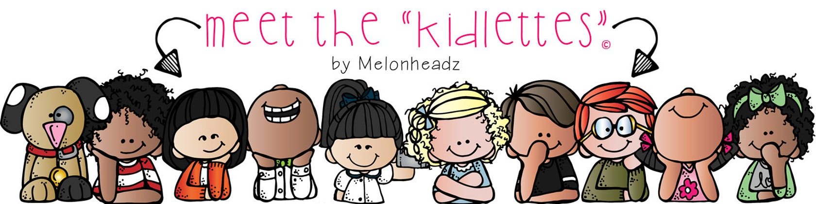 Melonheadz Illustrating Clip Art By Melonheadzclipart On Etsy