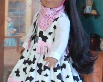 Sweet Little Cowgirl for American Girl