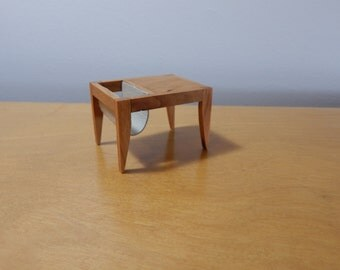 Miniature Mid-Century Modern / Modern  Small End Table