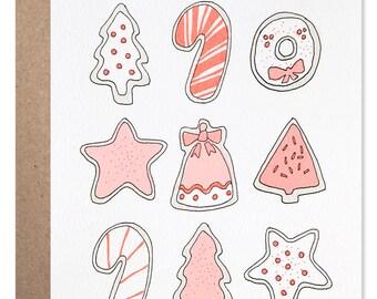 Neon Xmas Cookies