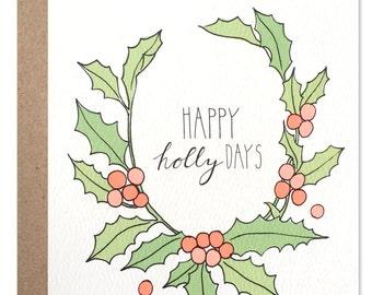 Happy Holly - Days