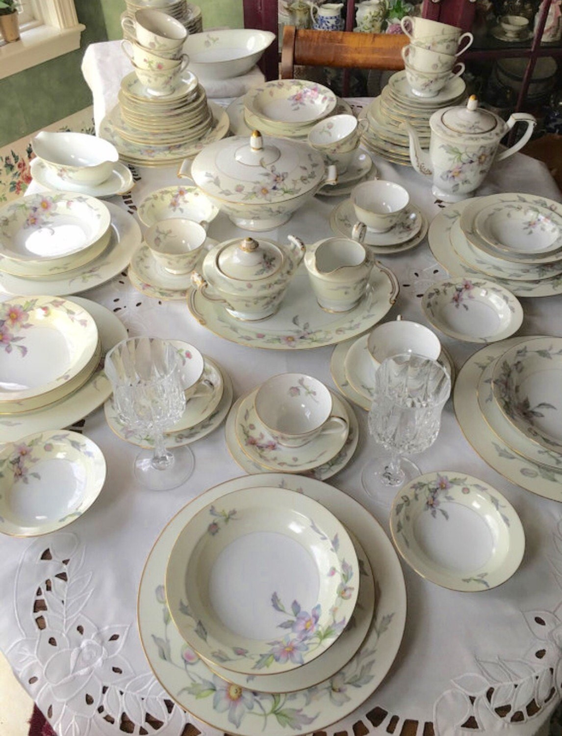 dinnerware sets for 12 service for 12 sango complete dinnerware set china set 12224