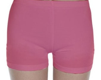 Color Matched Modesty Shorts