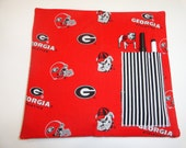 Georgia Bulldogs Waitress/Server Book Cover