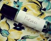 Beau Perfume Oil - roll on perfume - coconut oil perfume - 10ml glass bottle