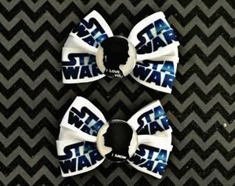 Star Wars mini bows