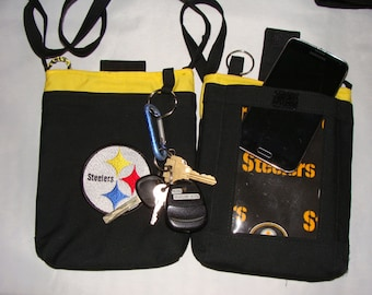 Steelers & Patriots Smart Phone bags