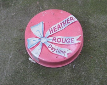 whitehall heather rouge tin daytime