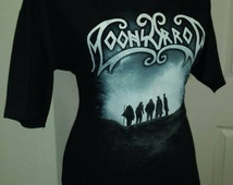 MOONSORROW ladies band shirt tunic boat neck top many sizes available