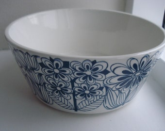 Arabia Finland Keto serving bowl, Esteri Tomula
