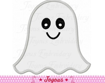Instant Download Halloween Ghost Applique Embroidery Design NO:2184