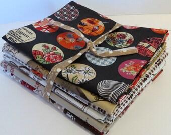 Yuwa Of Japan Color Stacks- Brown II