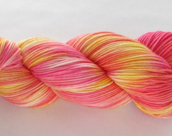 Hand Dyed Yarn - Super Sporty (Birthday Party)