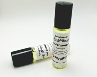 Lord of Unreason  Roll on Perfume Oil 10 ml - 1/3oz