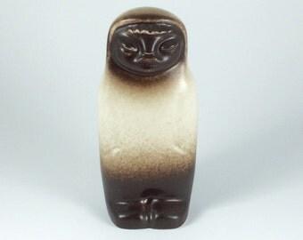 Howard Pierce Eskimo Stylized Porcelain Ceramic Figurine
