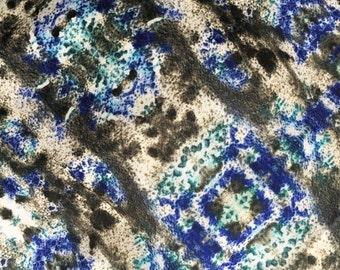 Scarf - Salt-y Watercolor Collection (BLUE)