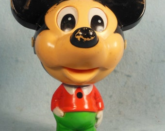 Vintage-Walt Disney Productions-Mickey Mouse-Chatter Chum-