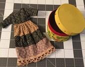 Pullip three pattern dress
