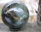 SPRING SALE! Labradorite Sphere - Crystal - Sphere - Healing - Reiki - Spiritual Gift - Gemstone Healing - Crystal GemStone - Majik Horse